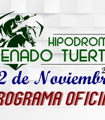 Programa Oficial 12/11/2017