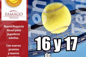 Torneo de Tenis 16 y 17 de Abril