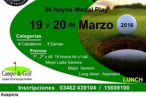 XXIV Torneo Apertura - 19 y 20 de Marzo